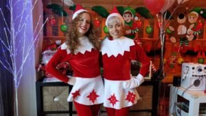Characters for Hire Holiday Themed Ideas 1